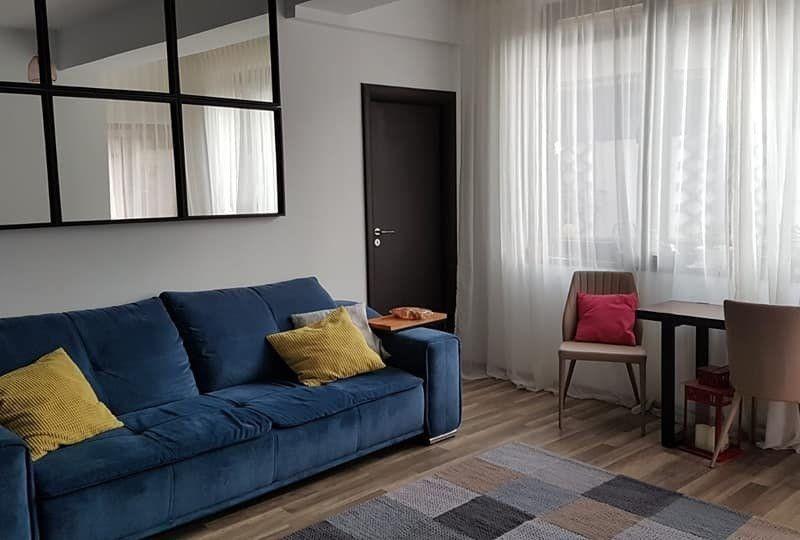 Apartament 2 camere si curte Decebal