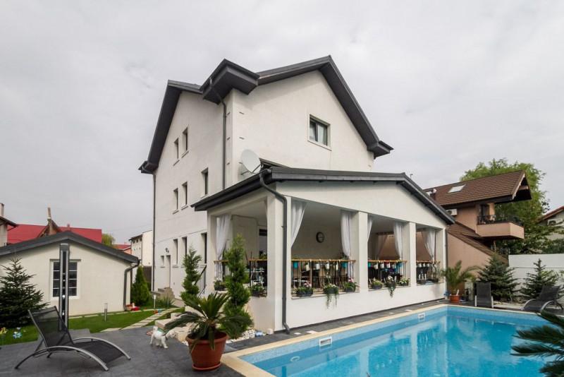 Vila cu piscina Pipera - Drumul Bisericii