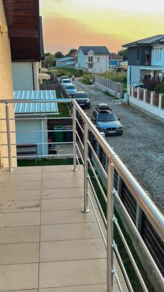 Vila individuala in Samurcasi, strada privata