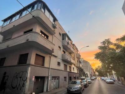 Intrarea Grigore Alexandrescu, etaj1/2, fatada renovata