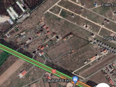 Gulia - Tartasesti, teren constructie vila