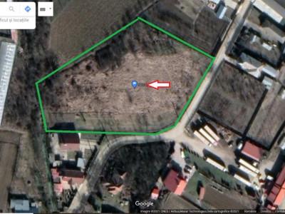 Teren intravilan de vanzare in Calinesti Topoloveni