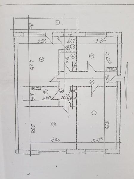 Apartament in bloc din 2001,etaj 1, loc parcare